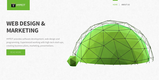 website image